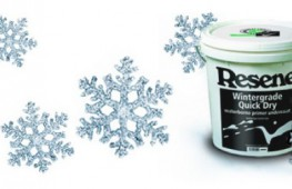 Keep Painting through Winter with Resene