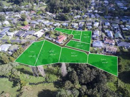 Huia Street Subdivision available for sale soon. Contact your GJ Gardner Homes Whangarei
