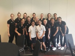 G.J. Gardner Homes is honoured to be affiliated with the New Zealand Silver Ferns. Wishing them the best of luck for tomorrow&#039;s test against the Australian Diamonds, with 1 win each, this third game is sure to be a thriller. <br /> Our Managing Director's two d