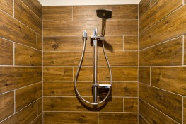 Create a unique styling for your shower