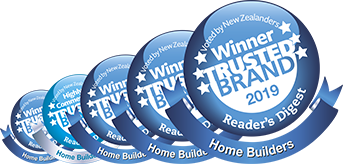 Reader's Digest Trusted Brand (Home Builders)